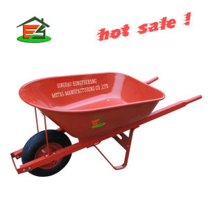 Wheel Barrow/Hand Truck/Hand Trolley/Garden Cart/Garden Tool/Monocycle/Monotroch