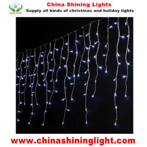 Waterproof Outdoor Use 132LED Holiday Lights