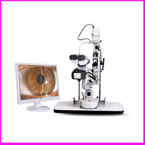 China Top Quality Ophthalmic Equipment Digital Slit Lamp for Ophthalmology (SLM-3) pictures & photos