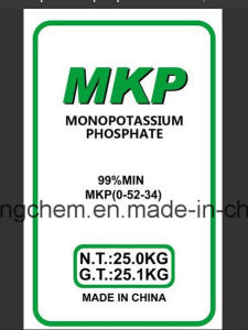 MKP Mono Potassium Phosphate MKP 0-52-34 99% pictures & photos
