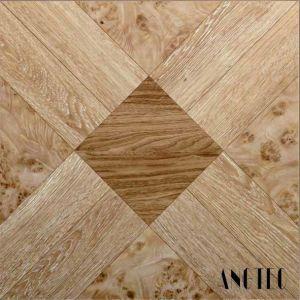 HDF Waterproof Oak Parquet Flooring pictures & photos