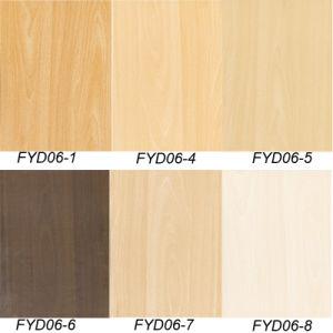 Beech Wood PVC WPC Vinyl Floor Tiles (FYD-06 beech) pictures & photos