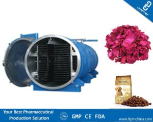 Vacuum Freeze Dry Lyophilizer for Pet Food pictures & photos