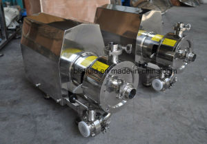Stainless Steel High Speed Milk Homogenizer Machine pictures & photos