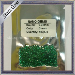 Good Quality Wax Casting Green Nano Beads pictures & photos