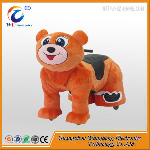 2017 Plush Animal Amusement Park Ride on Toy for Mall pictures & photos