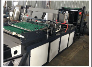 Reclosable Zipper Bag Making Machine for Feezer or Food Storage (BC-800) pictures & photos