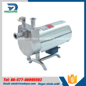 Sanitary Stainless Steel Juice Centrifugal Pump (DY-P028) pictures & photos
