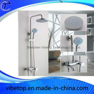 Multi-Function Stainless Steel Head Shower Set pictures & photos