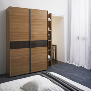 Sliding Door Wardrobe (ZH-055) pictures & photos