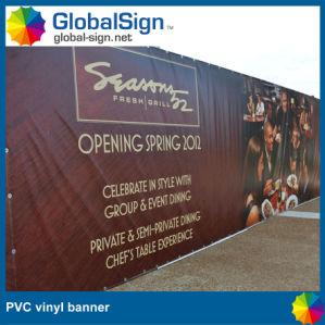 Solvent Printing PVC Flex Banner (CFM11/440) pictures & photos