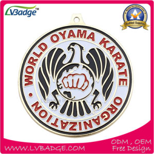 Custom Zinc Alloy Award Souvenir Medal pictures & photos