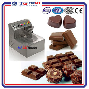 Practical and Commercial Chocolate Tempering and Enrobing Machine pictures & photos