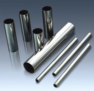 300 Series Stainless Steel Pipe for Decoration R Ound Pipe pictures & photos