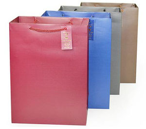 Eco-Freindly Paper Shopping Bag
