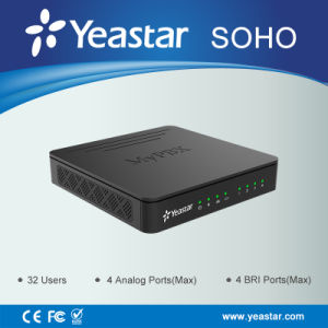 Yeastar Soho PBX System with SIP Phone pictures & photos