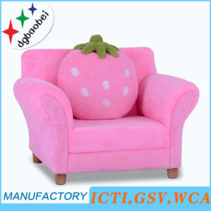 Sweet Strawberry Baby Furniture with Throw Pillow (SXBB-303) pictures & photos
