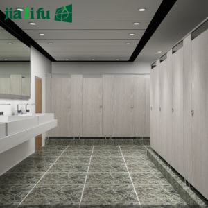 Compact Grade Laminate Aluminum Frame Fittings Toilet Partition pictures & photos