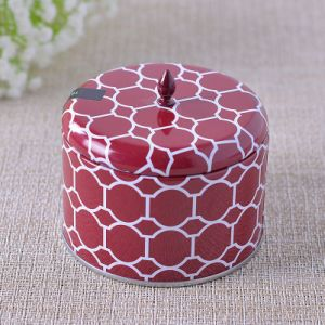 Hot Sale Seamless Candle Tins pictures & photos
