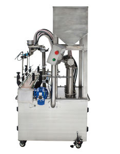 Automatic Bottle Olive Oil Filling Machine pictures & photos