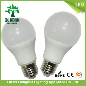 3W 5W 7W 9W 12W Aluminum Plus Plastic LED Bulb Light pictures & photos