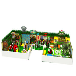 Hot Selling Forest Style Kids Indoor Playground Equipment pictures & photos