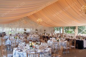 Upal Factory Wedding Party Tent pictures & photos