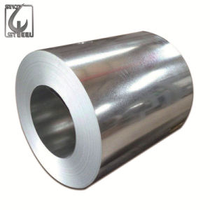 Dx51d Zinc Coated 0.23mm Thickness Gi Steel Coil pictures & photos