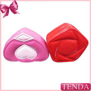 Round Cylindrical Oval Heart Shape Jewelry Packaging Case
