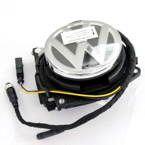 VW Car Reverse Camera for Volkswagen Flip Logo Rotating