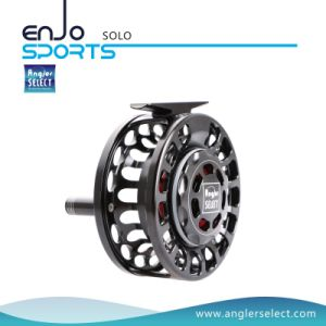 Fly Fishing CNC Fishing Tackle Reel (SOLO3-5) pictures & photos