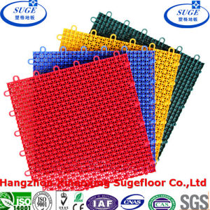Very Popular Special Design Interlocking Sports Flooring pictures & photos