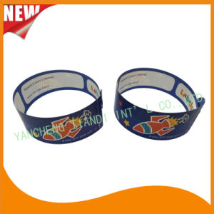 PP Entertainment Professional Manufacture Kids ID Child Wristbands Bracelet (KID-1-18) pictures & photos