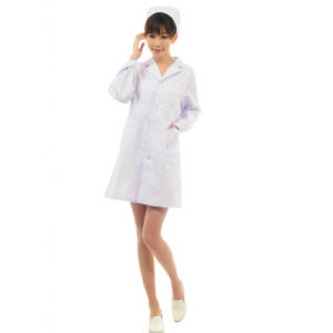Ly Cotton and Polyster Medical Uniforms pictures & photos
