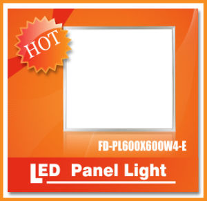 High Quality 72W 600X600 with CE RoHS Approved and 3 Warranty LED Panel Light