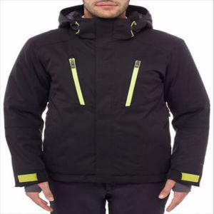 2016 Men′s New Development Black Waterproorf Ravina Ski Jacket pictures & photos