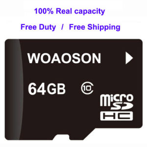Real Capacity Memory Cards Micro SD Card 32GB Class 10 pictures & photos
