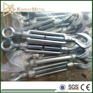DIN1480 Type Forged Turnbuckle with Hook and Eye pictures & photos