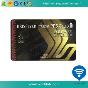 ISO14443A 13.56MHz Ultralight EV1 PVC Smart Card pictures & photos