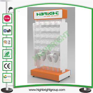2 Sided Acrylic Store Display Rack pictures & photos