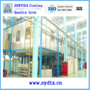 Hot Powder Coating Machine of Electrophoresis Equipments pictures & photos
