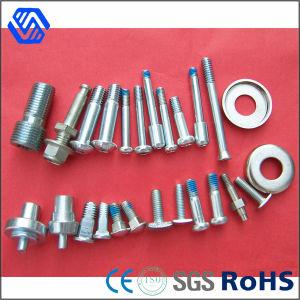 Auto Parts 20 Micron Anodized Aluminum CNC Parts pictures & photos