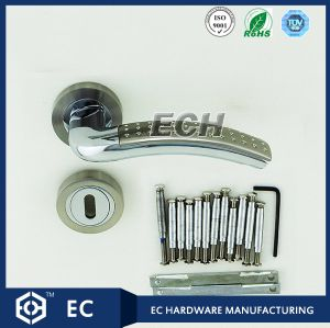 Door Handle/Main Door Zinc Alloy Handle (52115)