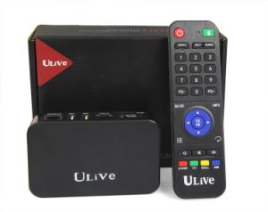 Ipremium Ulive IPTV Box Cloud TV APP Live TV Us, Malaysia, UK, Chinese, Movie, Sports for All Over The World pictures & photos