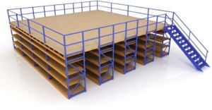 Adjustable Steel Structure Platform System pictures & photos