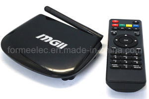 Smart TV Box Amlogic S805 Android4.4 Quad-Core 1GB8GB WiFi Bt pictures & photos