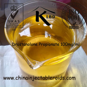 Masteron Semi-Finished Liquids Drostanolone Propionate 100mg/ml for Bodybuilding pictures & photos