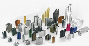Aluminium Profiles pictures & photos