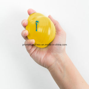 Promotional Safety Helmet-Shaped PU Stress Ball pictures & photos