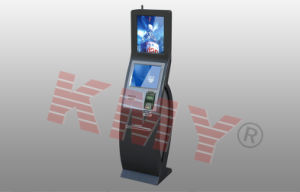 Custom Bill Payment Kiosk with Cash Dispenser, Cash Payment ATM pictures & photos